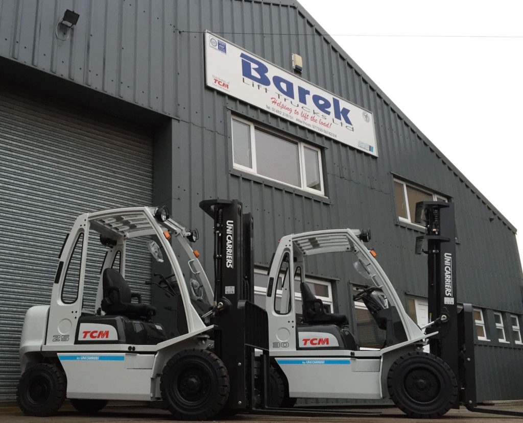 Barek Forklifts Hull | Latest industry news & updates